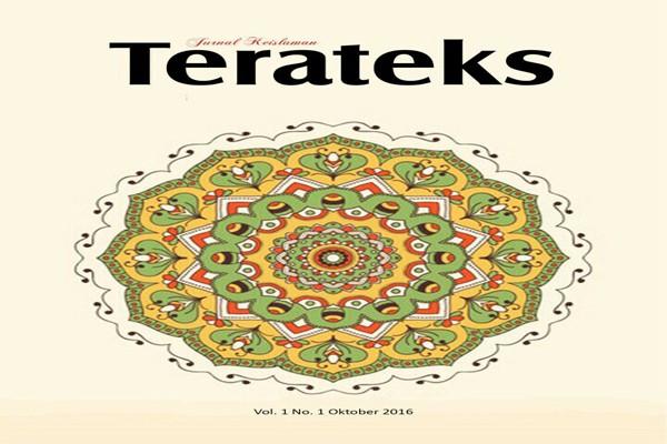 Jurnal Terateks Volume 1 No 1 Oktober (2016)