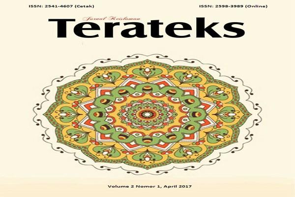 Jurnal Terateks Volume 2 No 1 April  (2017)