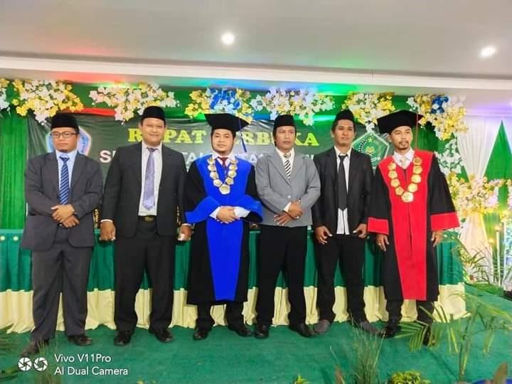 Bersama Ketua STAIM Tarate Sumenep