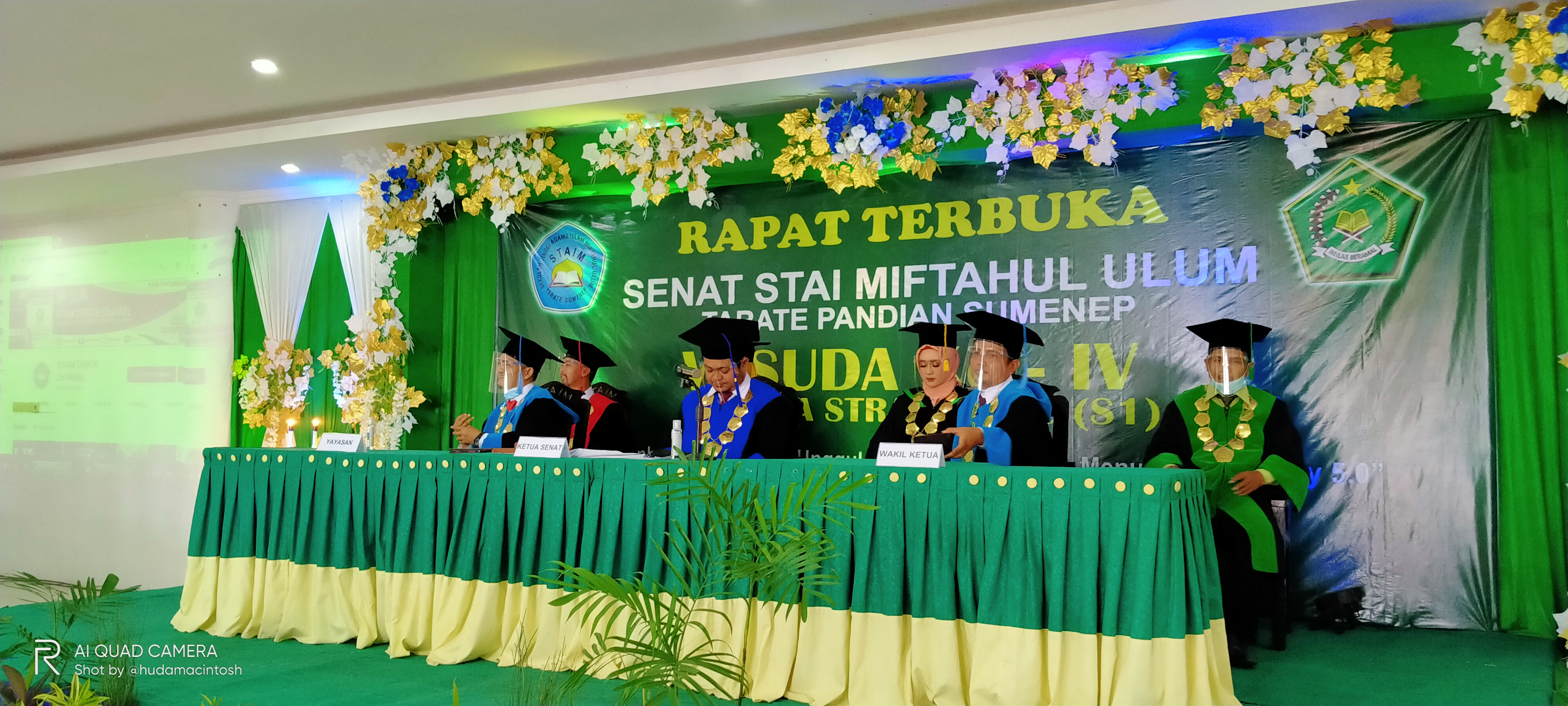 Senator STAIM Tarate Sumenep